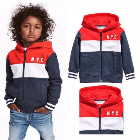 Áo khoác H&M | Bé Trai